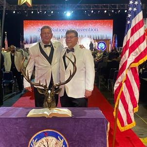 KY Elks Association Welcomes 2021-22 District Deputies