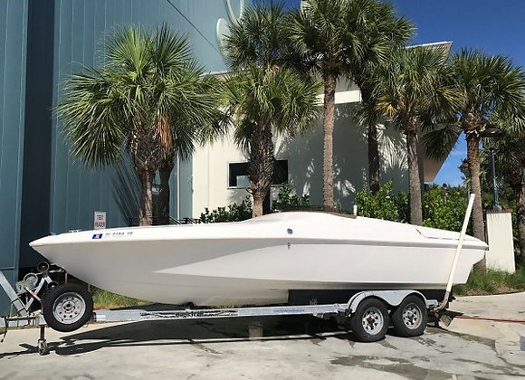 1997 SCARAB SES 22' - SELLER MOTIVATED - MUST SELL!!!