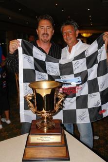 Larry Goldman with Brad Schoenwald Bimini Ocean Challenge