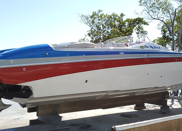 2004 Nor-Tech 4300V - SPECIAL OFFER OF AN EXTRA MOTOR !!!