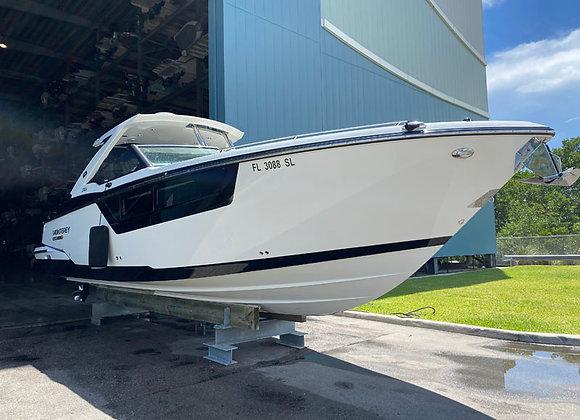 2018 Monterey 378 Super Express - 8.2L MerCruiser Bravo III