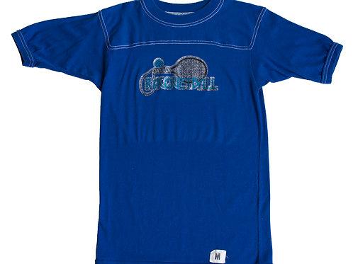 1970's Racquetball Glitter Transfer T-shirt