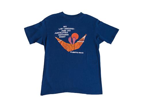 1980's Puerto Rico Vacation T-shirt