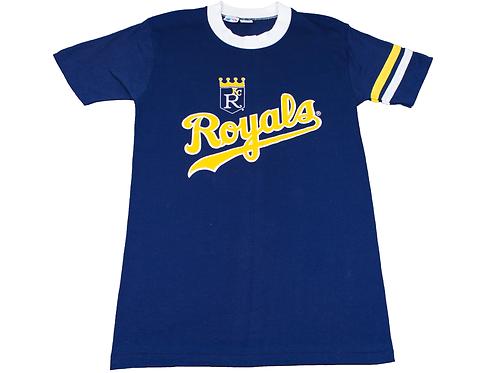 1980's Kansas City Royals MLB T-shirt