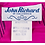 Thumbnail: 1980's Deadstock John Richard Fuchsia Circle Print Dress
