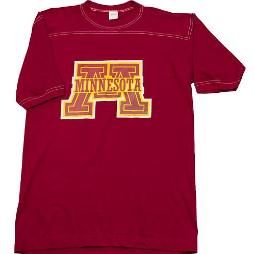1978 Minnesota Maroon T-shirt
