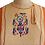 Thumbnail: 60's/70's Boho Indian Tunic w/Bird Embroidery