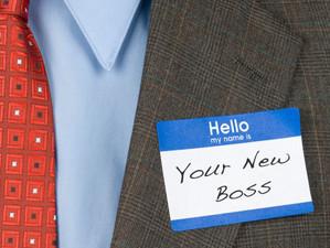 How a New Boss Can Be a Fresh Start