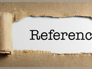 What's in your Tool Kit? For Future Reference: A Guide to Selecting Stand-out References