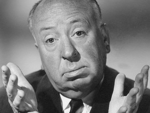 """If I won't be myself, who will?""—Alfred Hitchcock"