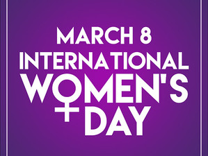 International Women's Day: One President's Perspective