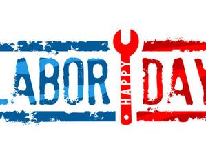 Warm Labor Day Wishes from Hyatt-Fennell