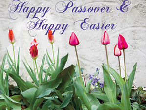 Happy Easter and Blessed Passover from The Hyatt-Fennell Team