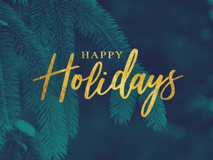Happy Holidays from Hyatt-Fennell Executive Search