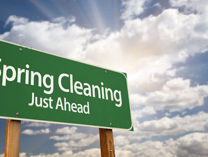 Out with The Old, in with the New: Spring-clean Your Résumé and Online Profile.
