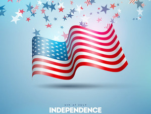 Happy Independence Day from Hyatt-Fennell Executive Search