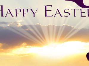 Happy Easter from Hyatt-Fennell