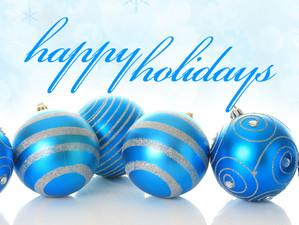 Happy Holidays from Hyatt-Fennell