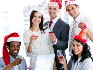 Why You Shouldn't Skip the Office Holiday Party