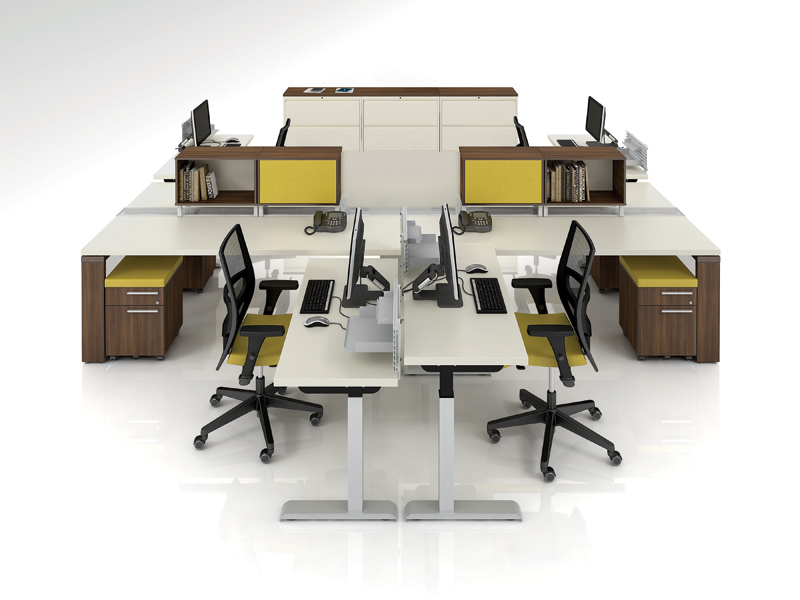 open floor office. Office Floor Plans: Open And Closed Case? | Hyatt-Fennell Executive Search
