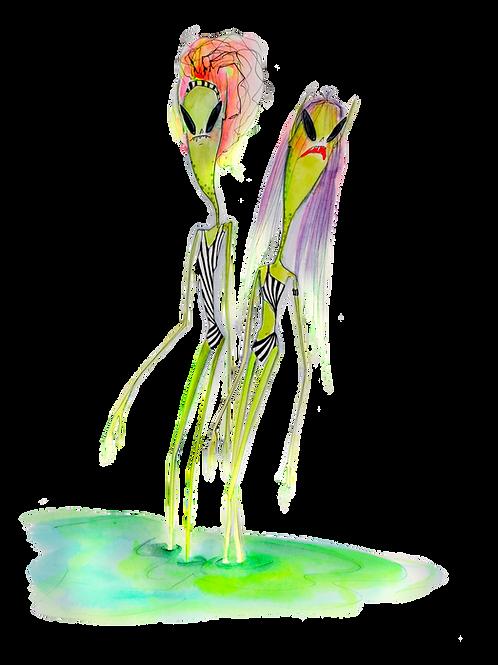 Toxic Algae Ghouls