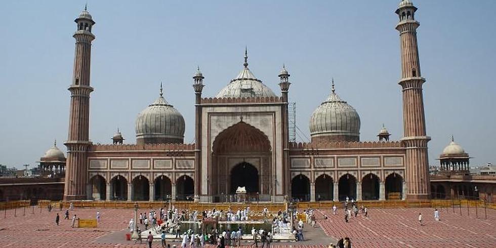 Jama Masjid and Chandni Chowk