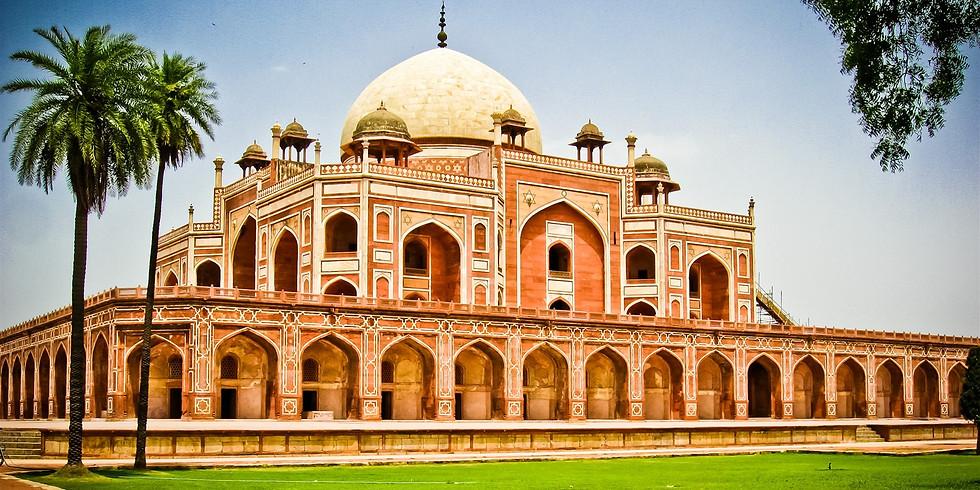 Humayun's Tomb and Hazrat Nizzamuddin ki Dargah