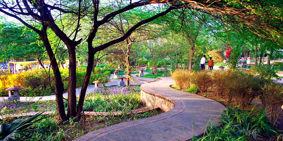 Garden of Five Senses (photography walk)