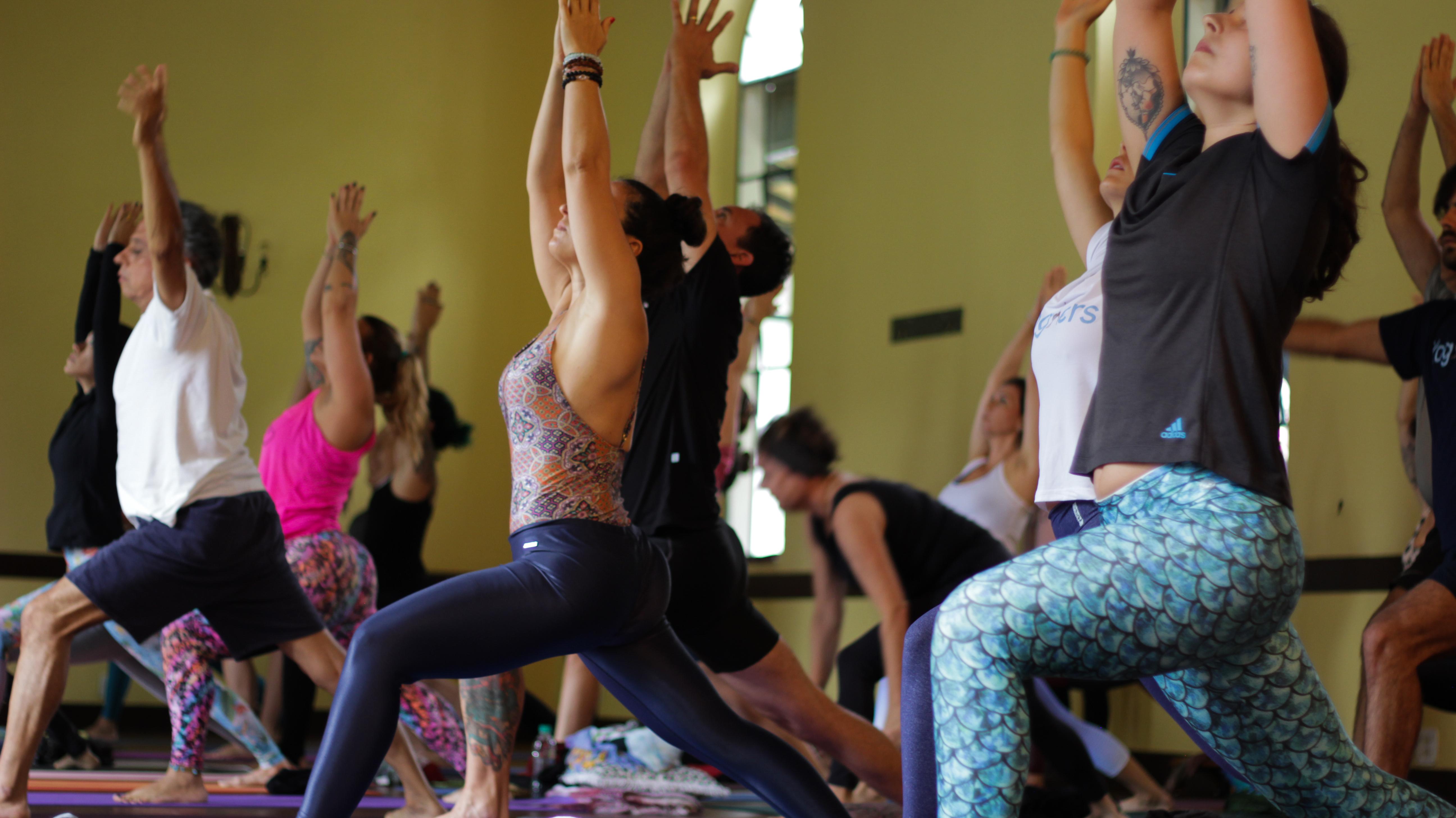 Retiro de Hatha Vinyasa Yoga