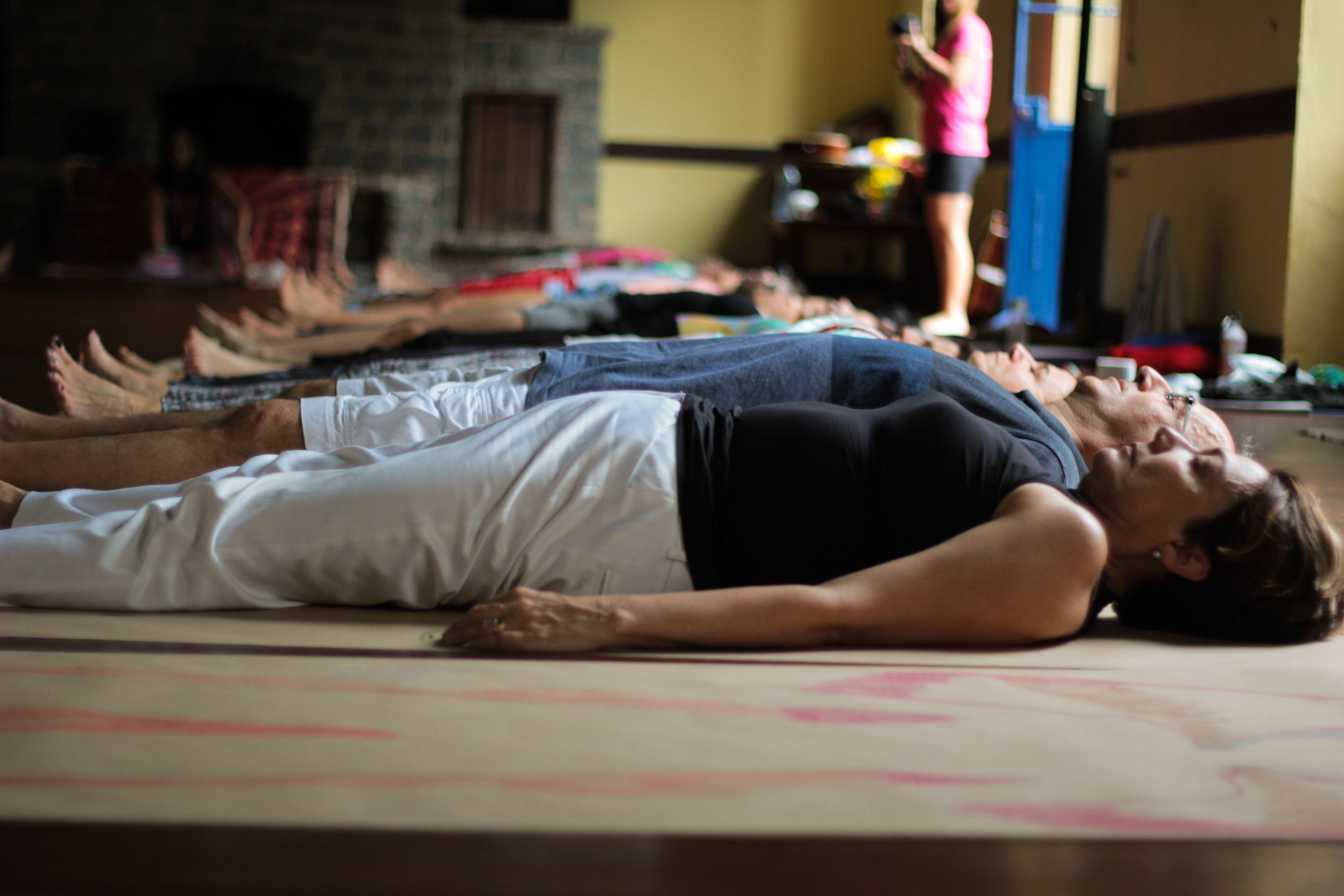 Retiro de Yoga - Camila Reitz