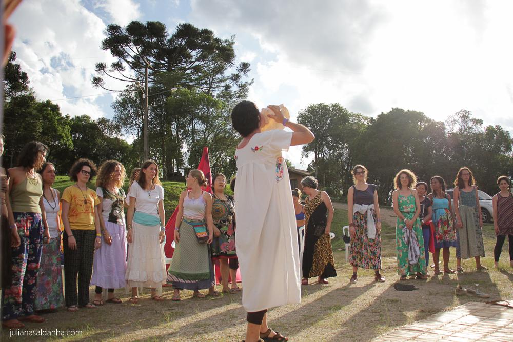 Festival Sagrados Saberes Femininos