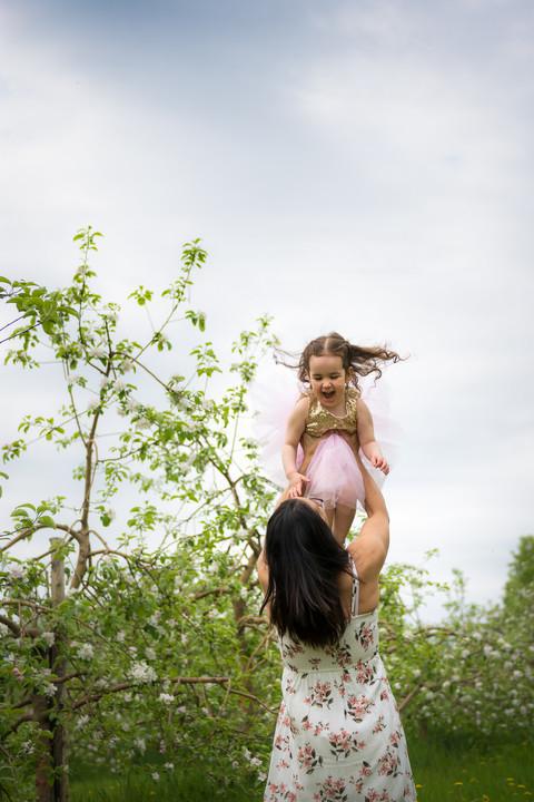Portrait Famille | Sylvie Villemaire Photographie | Blainville QC