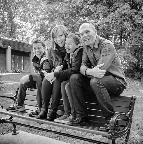 Photographie Portrait Familles | Blainvill QC | Sylvie Villemaire Photographie