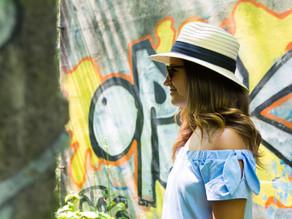 Portrait & Graffitis