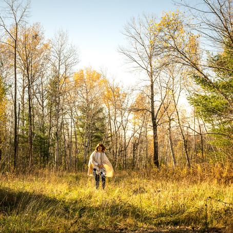 Une belle journée d'automne...