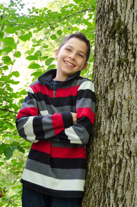 Photographe Portrait Enfant | Blainville QC