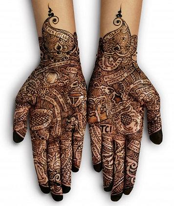 Henna Master class