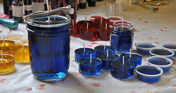 Candle workshop