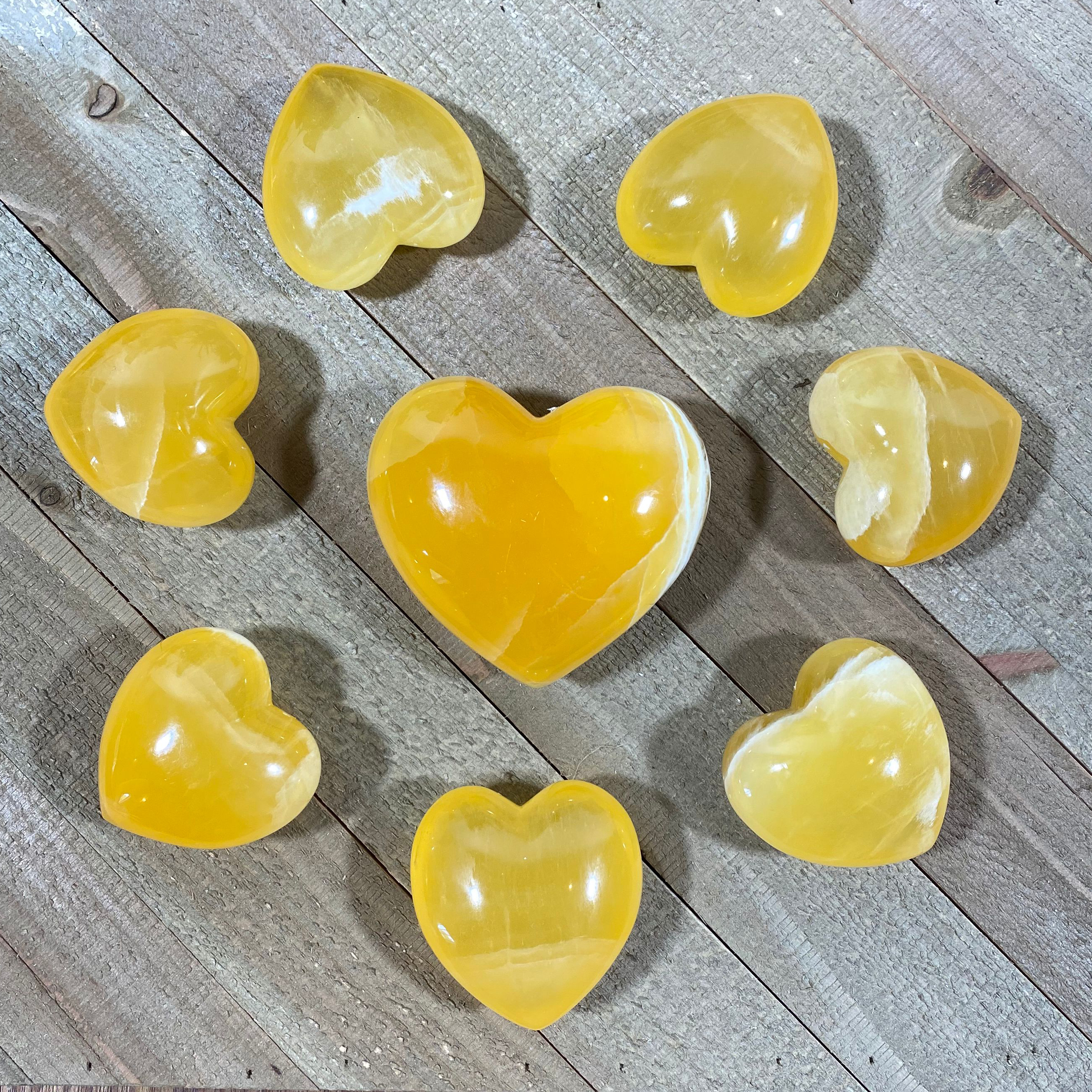 Honeycomb Hearts 2