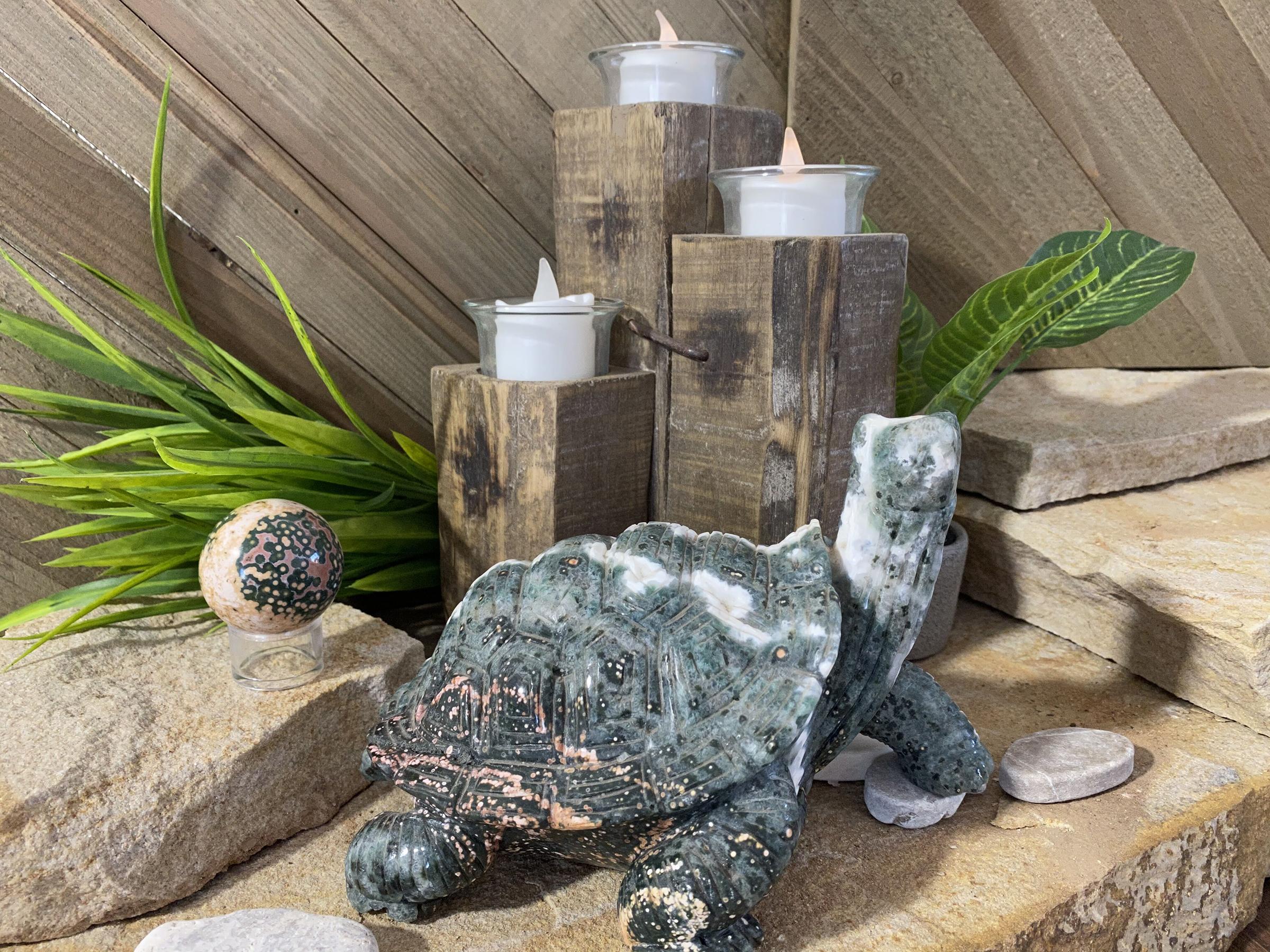Turtle Cyrstal