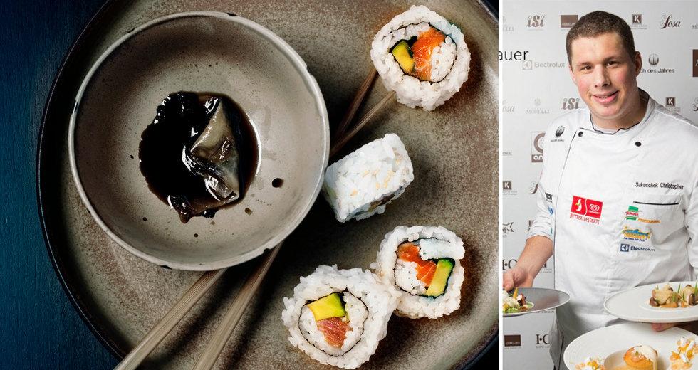 Sushi - Japanisches Fingerfood