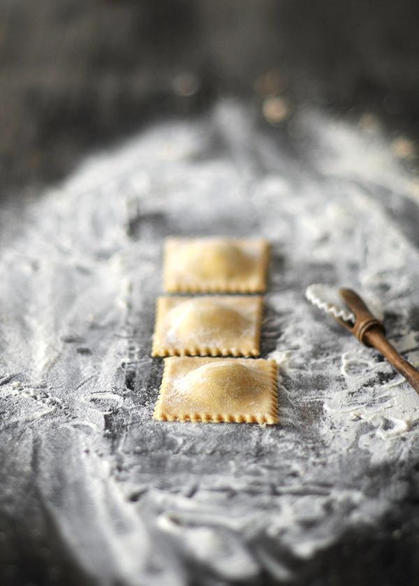 gefüllte nudeln pasta