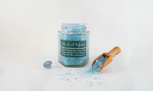 BLUEBERRY ROSE GARDEN AURA SCRUB