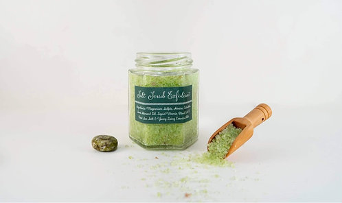 Gaia Aura Cleansing Salt Scrub Exfoliant