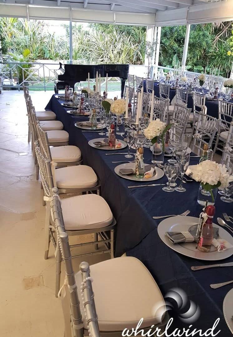 Vintage wedding tablescapes