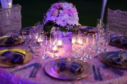 Luxury Florals on Glam Mirror Box