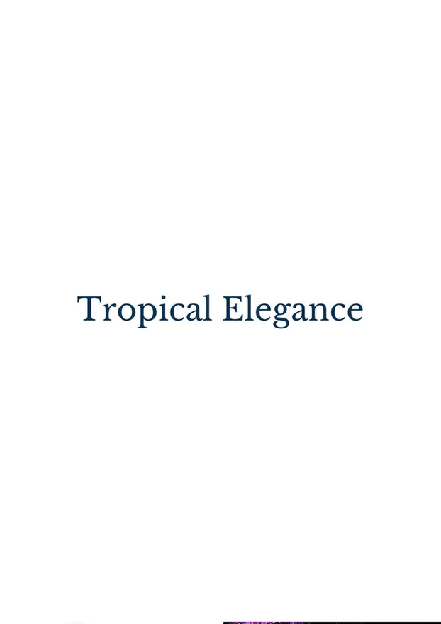 Tropical Themes
