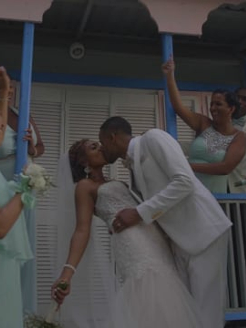 Video clip of Wedding at Holders