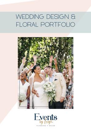 Wedding & Floral Design Portfolio