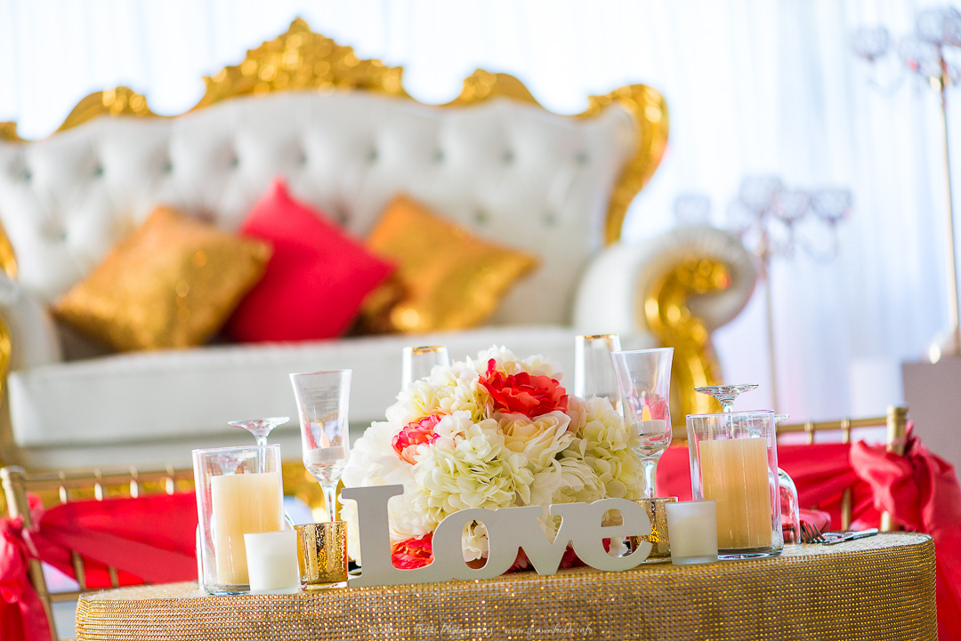 Decor fit for Royalty